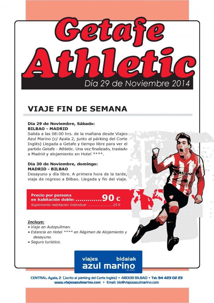 Getafe-Athletic