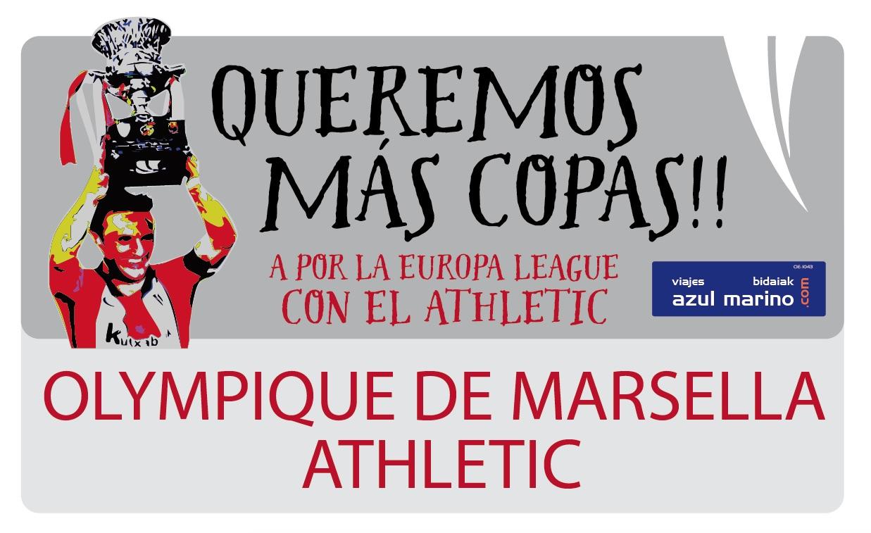 Olympique Marsella - Athletic (2)